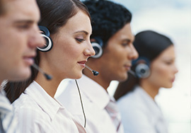 Assisted teleconferencing services